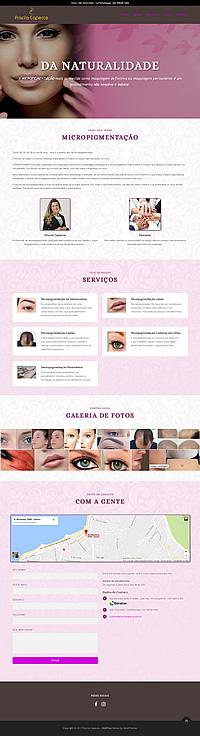 Criação de Identidade Visual e Site