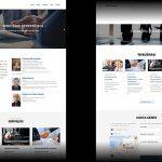 Criação do site – Escritório Contábil