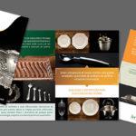 Reformulação de Logotipo, desenvolvimento de site e material impresso