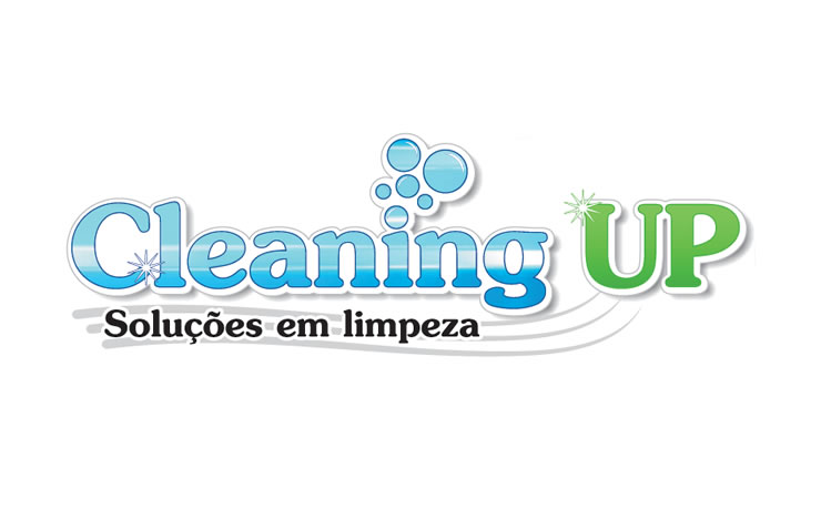 Logotipo Florianópolis - Cleaning Up