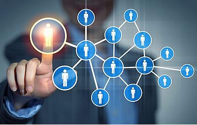 prospectar redes sociais