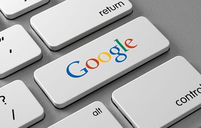aparecer busca do google