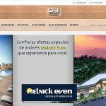 Imobiliária DHI Imóveis Porto Alegre. Atualização de site, criação de estrutura responsiva.
