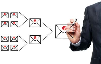 e-mails de boas-vindas florianópolis