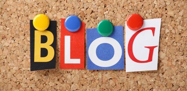 criação blog importância